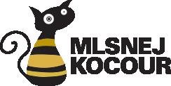 logo restaurace Mlsnej Kocour